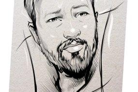 Заказать портрет карандашом в Нижнем Новгороде…